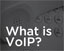 What is hosted VoIP